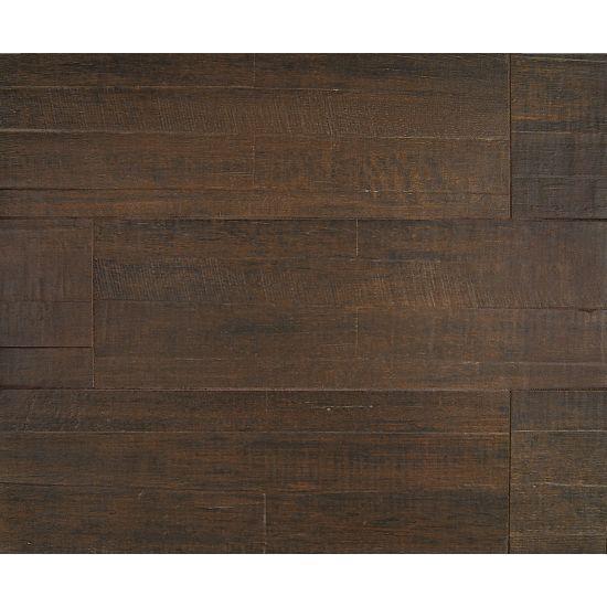 Barrique Fonce Mahogany Brown 8x24, Matte, Rectangle, Color-Body-Porcelain, Tile