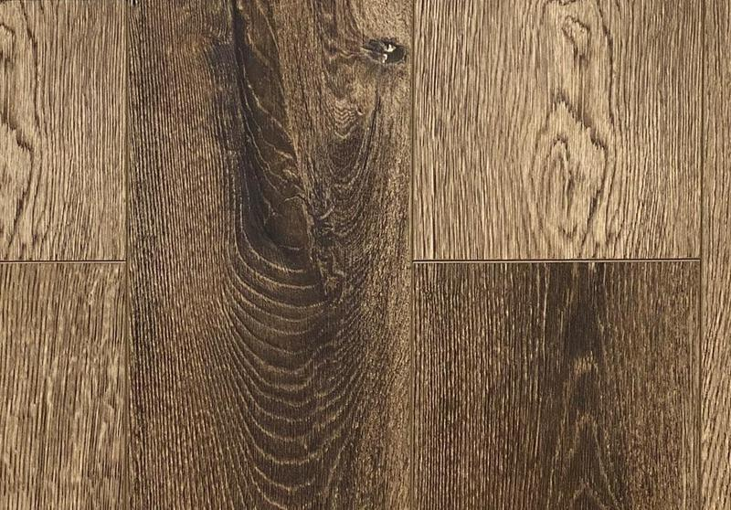 Porter Woods Collection Amazon Brown 5x48, Embossed, Laminate