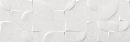 Kone Glacier Glazed, Matte, Textured 12x36 Ceramic  Tile