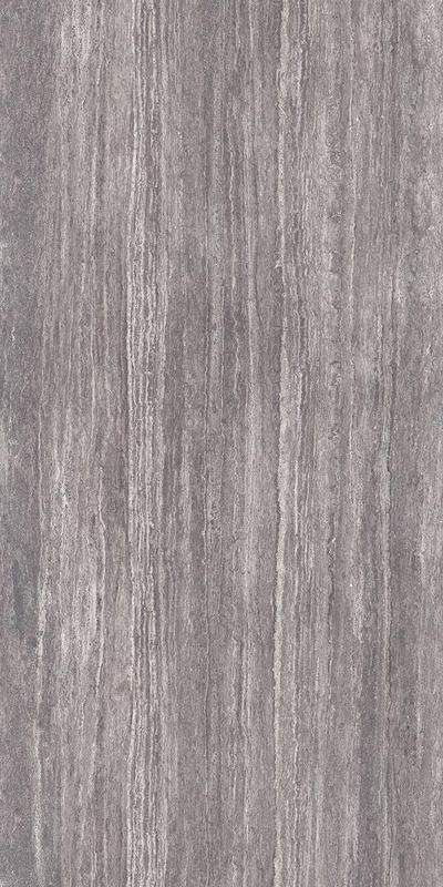 Infinity Travertino Grey 64x128 12 mm Matte Porcelain Slab
