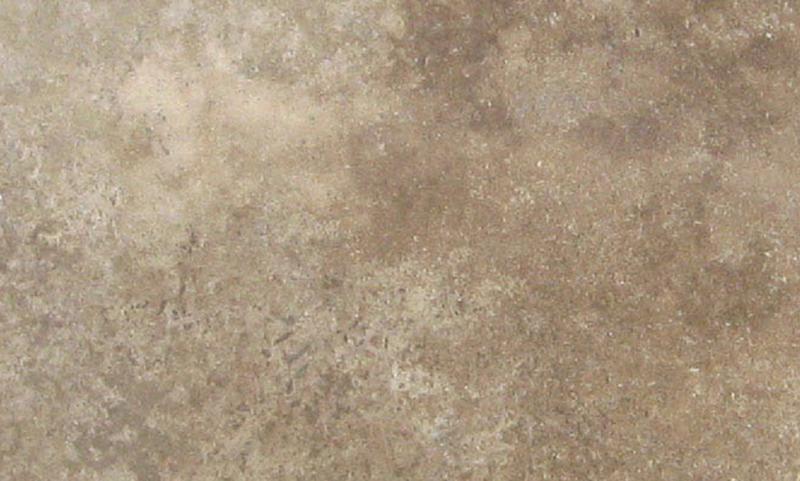 Walnut Std Travertine Tile 16x24 Brushed Chiseled