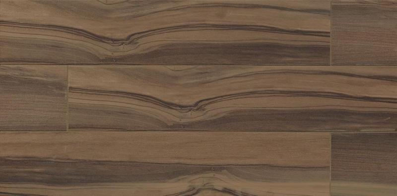 Epic Dark Brown 8x40, Brushed, Rectangle, Color-Body-Porcelain, Tile, (Discontinued)