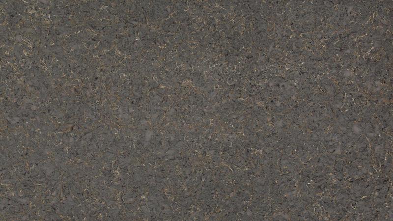 Group 4 Copper Mist Jumbo Size 63x128 20 mm Polished Quartz Slab