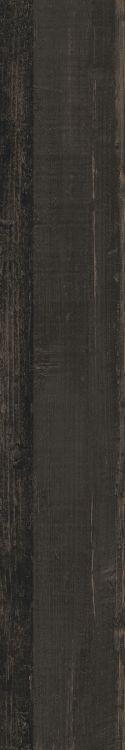 Deco Wood Black Matte 8x48 Porcelain  Tile
