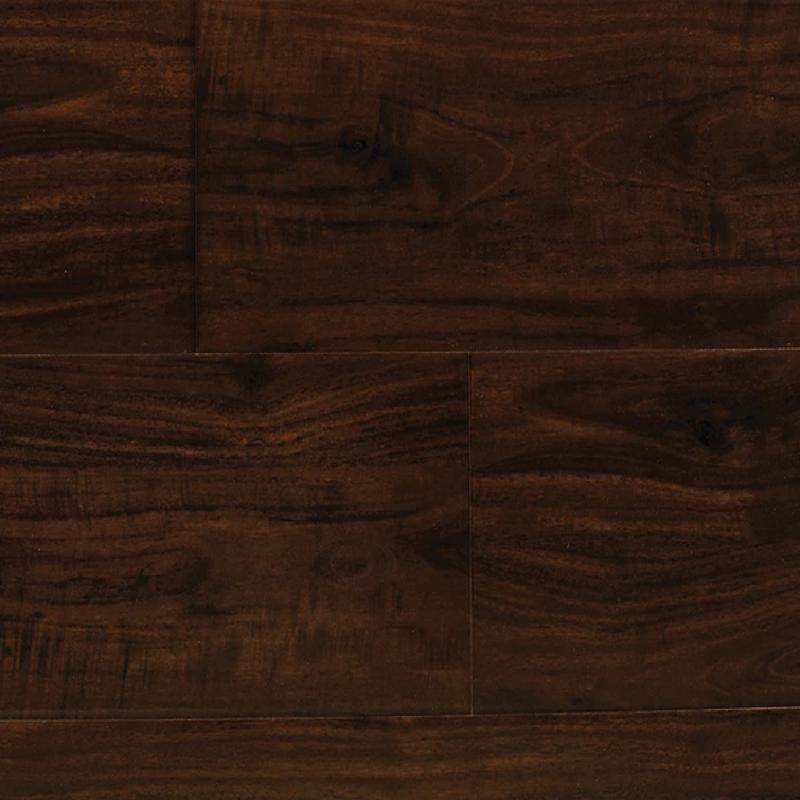 Crystal Clear Collection Wild Walnut 6.5x48, Laminate