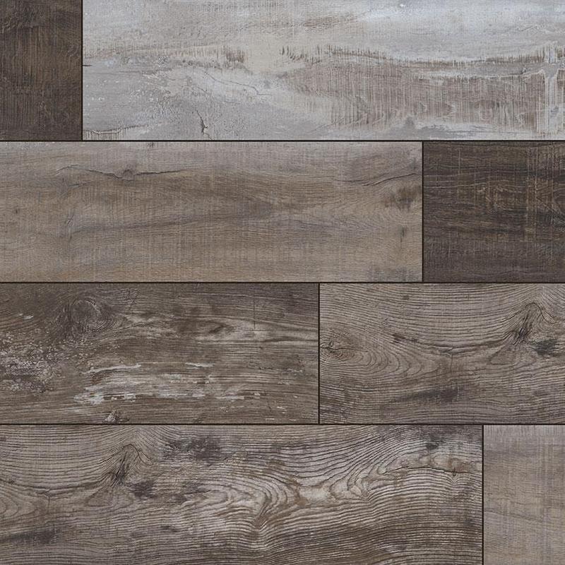 Xl Cyrus Weathered Brina 9x60, Low-Gloss, Brown, Luxury-Vinyl-Plank
