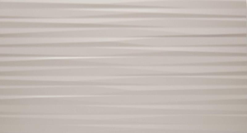3d Wall Series Grey Blade 12x22, Matte, Gray, Rectangle, Ceramic, Tile