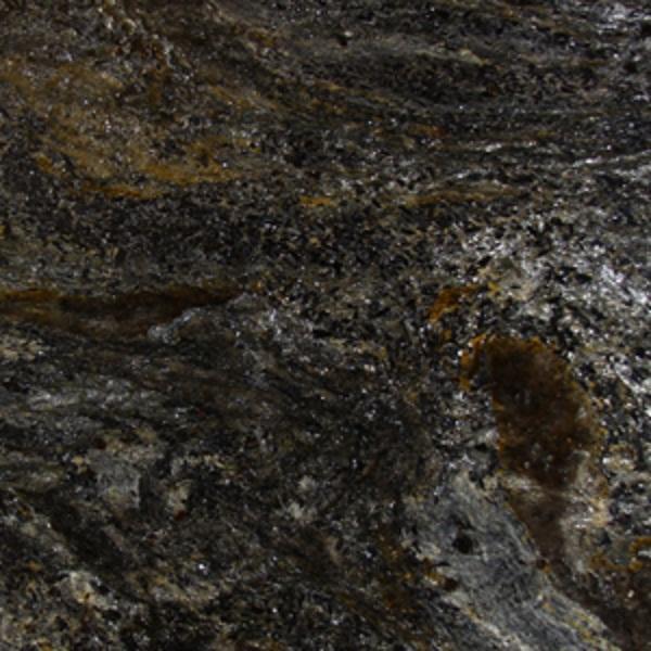Granite Golden Kosmus 57x120 0.75 in Leather  Slab