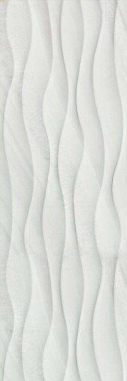 Leucothea Carrara Natural 12x36 Ceramic  Tile