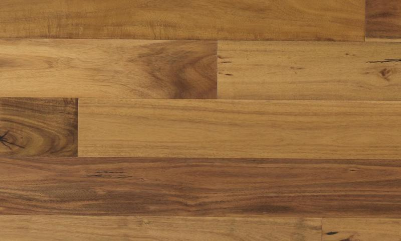 Avery Park Acacia Collection Warm Honey 90 in, Hand-Scraped, Brown, Big-Leaf-Acacia, Engineered-Wood, Trim