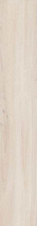 Ewood White Matte, Glazed 6x36 Porcelain  Tile