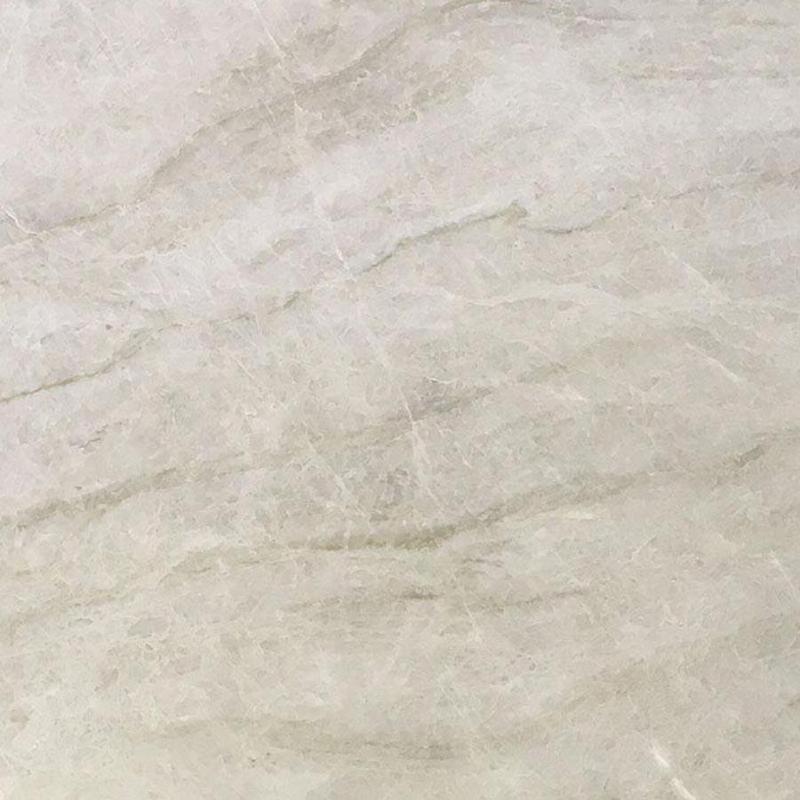 Quartzite Taj Mahal Extra 57x120 0.75 in Polished Quartz Slab