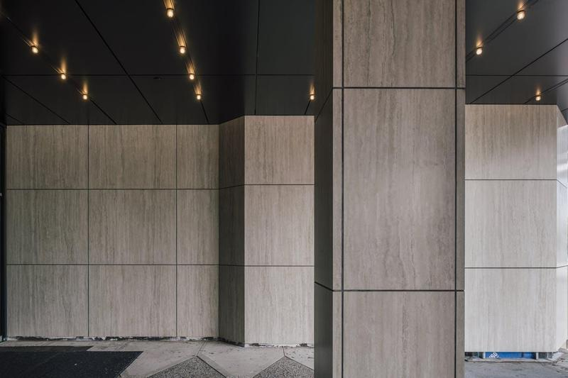 Group 0 Natural Tiles Sterling Suggested Size 28x62, Smooth-Matte, Greige, Porcelain, Tile