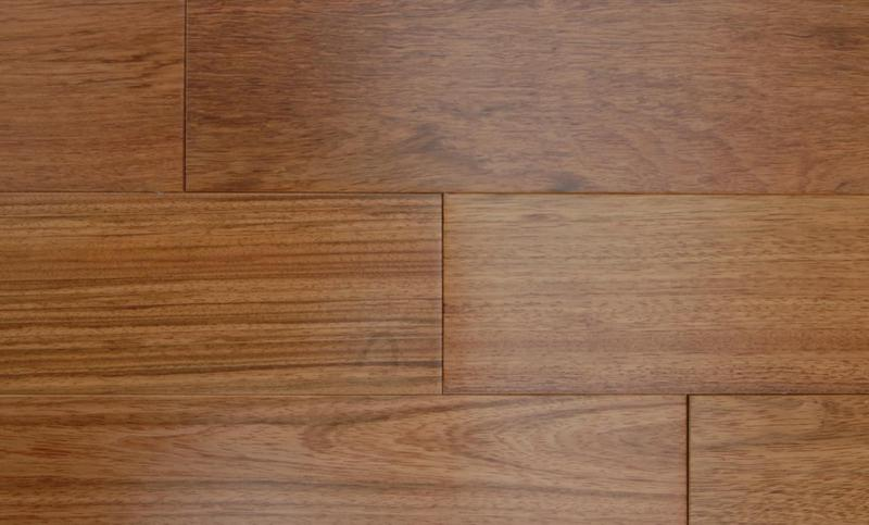 Solid Selection Brazilian Cherry Naturali 90 in, Smooth, Brown, Jatoba, Engineered-Wood, Trim, (Discontinued)