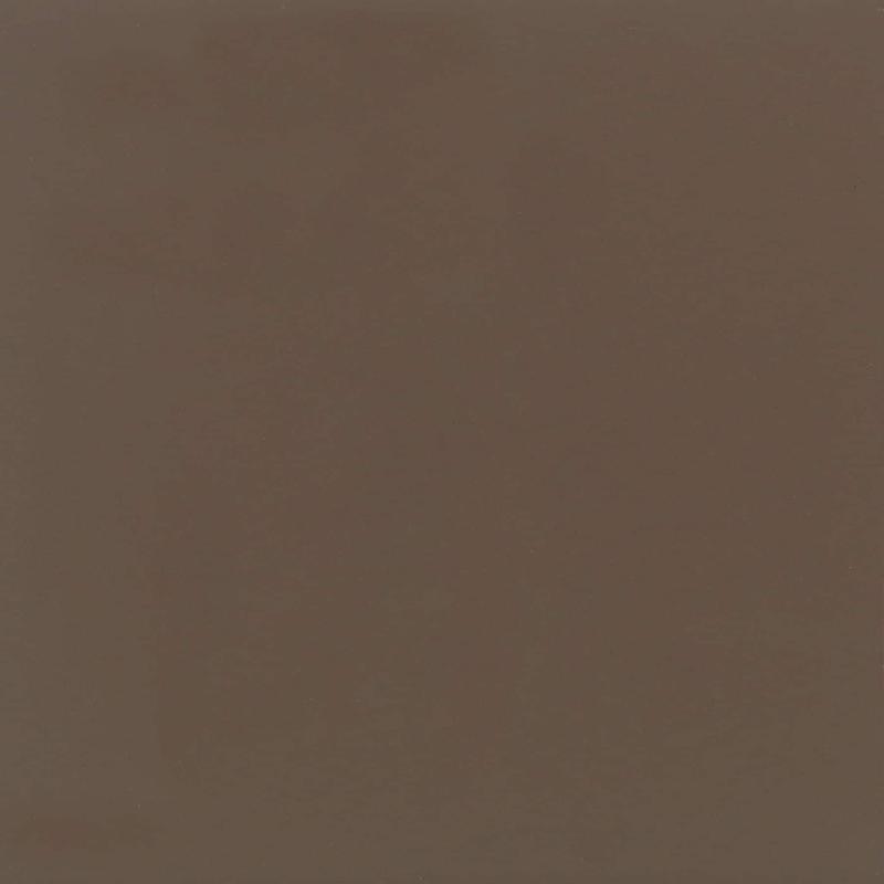 Color Wheel Collection Classic Artisan Brown 4.25x4.25, Semi-Gloss, Square, Ceramic, Tile