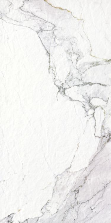 Calacatta Dorado Matte, Glazed, Textured 24x48 Porcelain  Tile