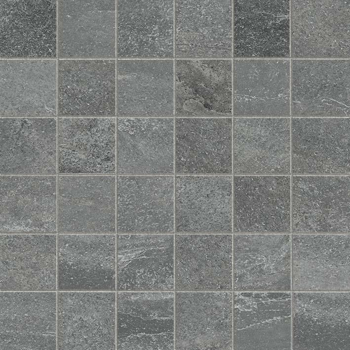 Unicom Board Graphite 2x2 Square  Ceramic  Mosaic