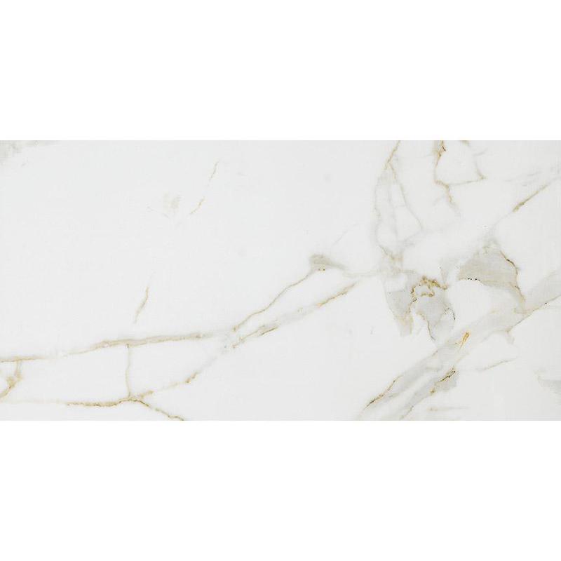 Gold Calacatta 2.0 Polished, Glazed 12x24 Porcelain  Tile