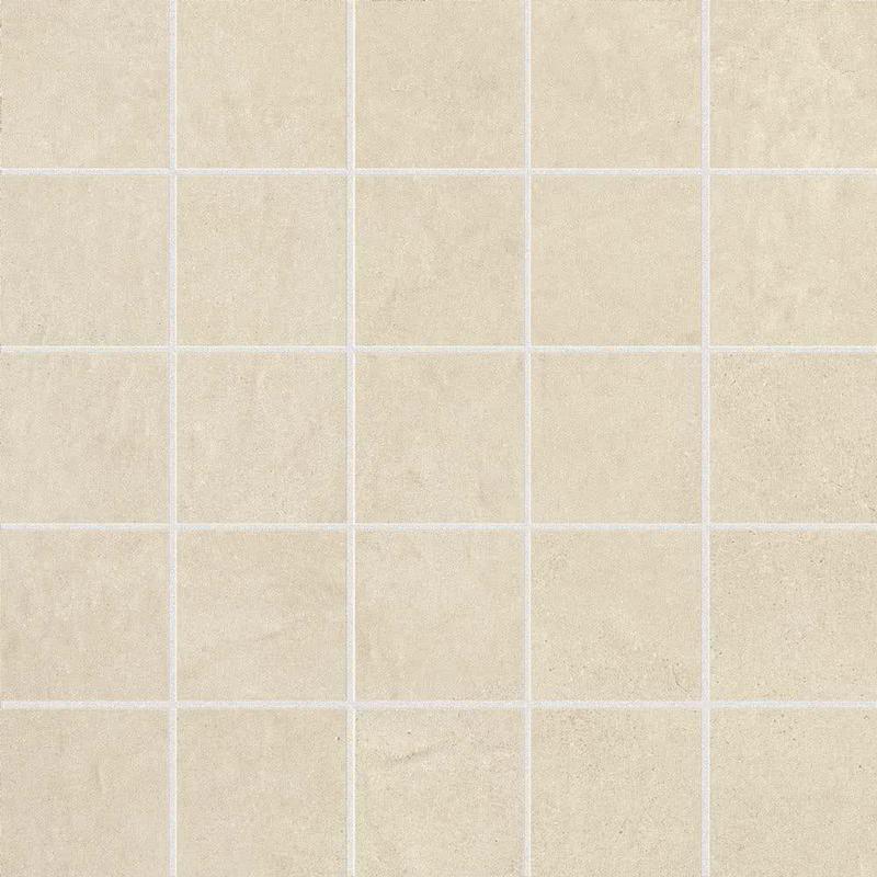 Piemme Urban Bianco 2x2 Square Natural Porcelain  Mosaic