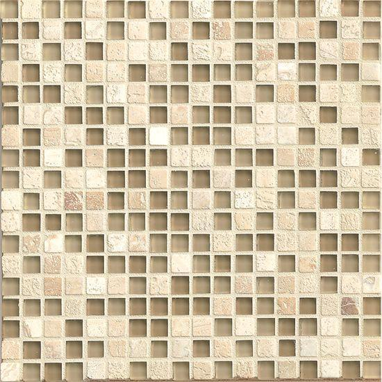Eclipse Dunes 0.62x0.62 Square Glossy Glass  Mosaic