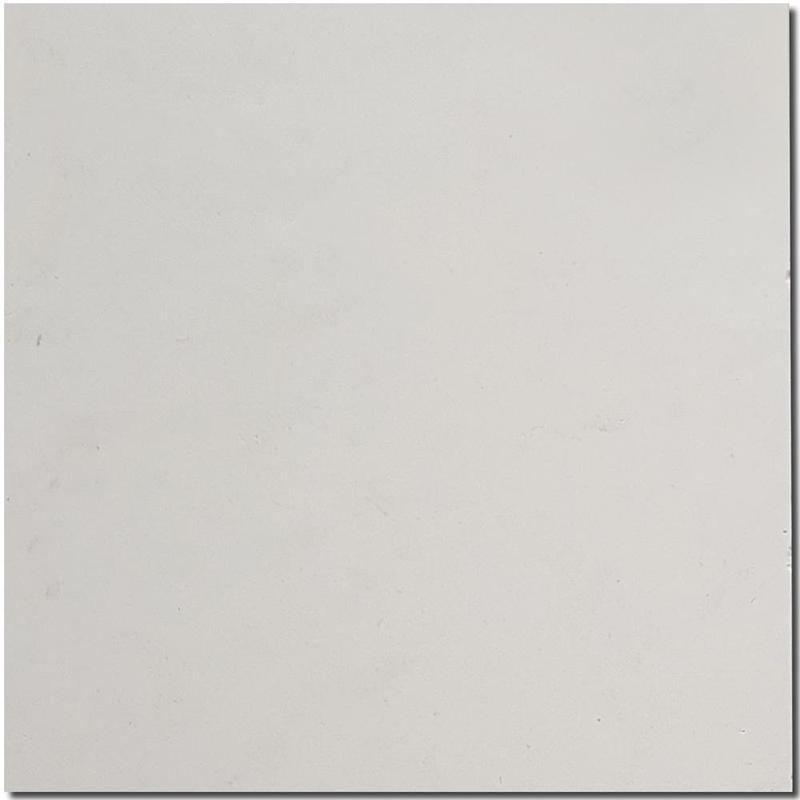 Euro White Limestone Tile 12x12 Honed