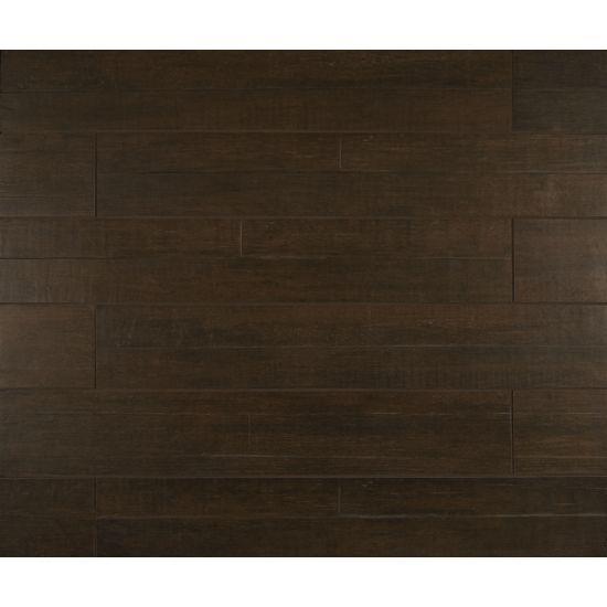 Barrique Fonce Mahogany Brown 4x24, Matte, Rectangle, Color-Body-Porcelain, Tile