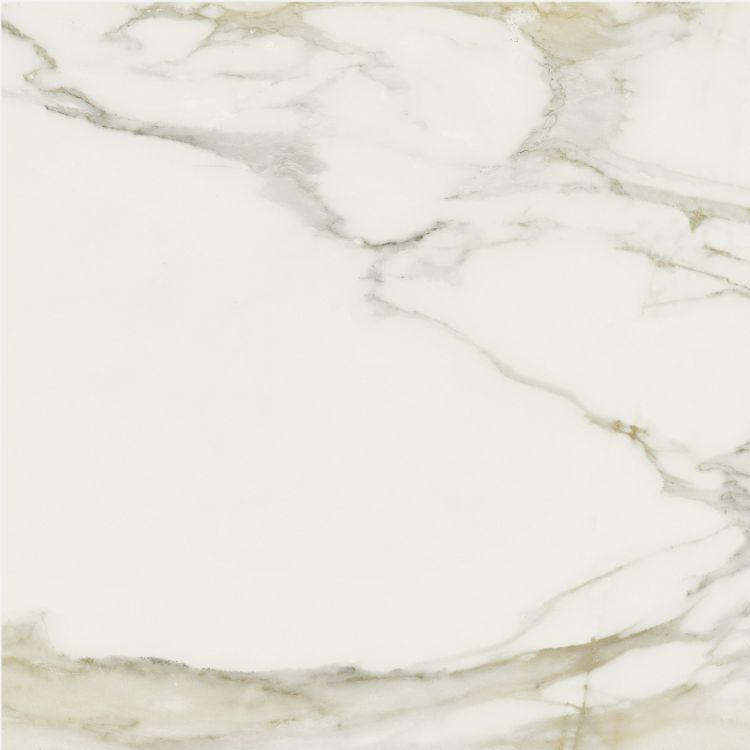Classici Calacatta Gold Glossy 24x24 Porcelain  Tile