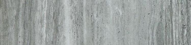 River Grey Glazed, Lappato 4x12 Porcelain Bullnose