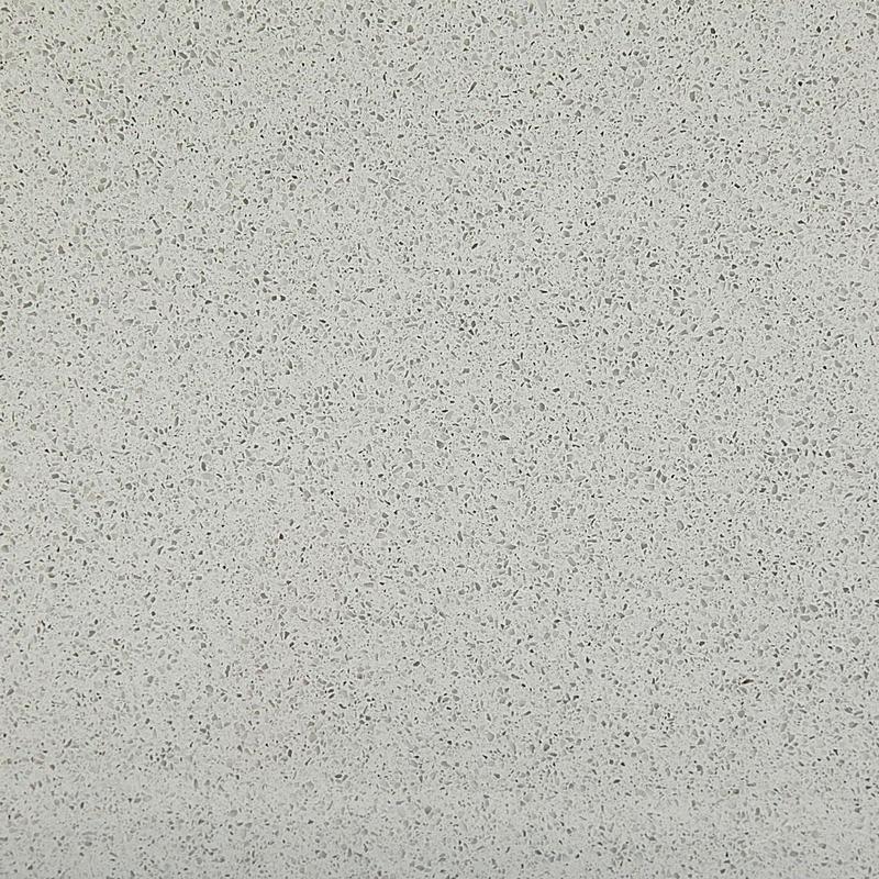 Virtu Quartz Slabs Harbor Fog 63x126, 0.79 in, Glossy, Slab