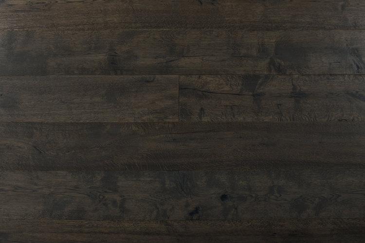 Old Town Cantika 7.5xfree length, Wire-Brushed, Brown, European-Oak, Engineered-Hardwood, Wood