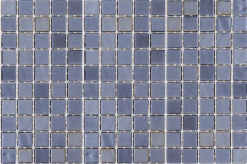 Onix Opalo Negro 1x1 Square  Glass  Mosaic