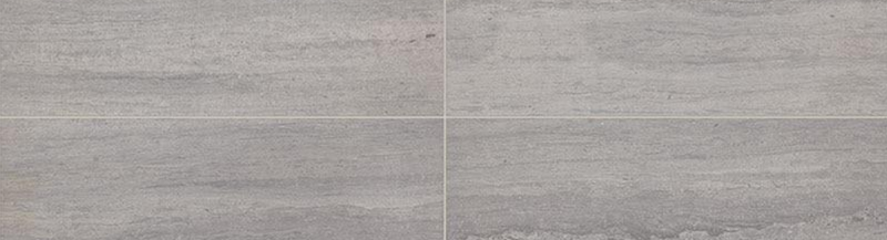 Fonte Heather Harbor Port Gris 6x24, Honed, Gray, Rectangle, Natural-Stone, Tile