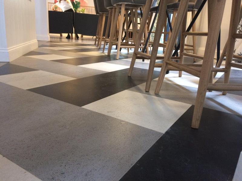 Group 0 Tech Tiles Keon Standard Size 56x56, Smooth-Matte, Gray, Square, Porcelain, Tile