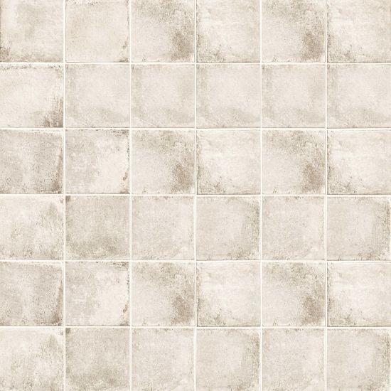 Vivace Rice Glazed 4x4 Porcelain  Tile