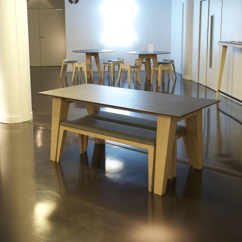 Group 0 Industrial Tiles Milar Suggested Size 42x56, Smooth-Matte, Dark Brown, Porcelain, Tile