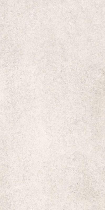 Cement White 12x24, Glazed, Rectangle, Porcelain, Tile