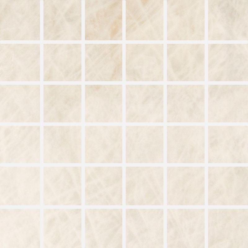 Tele Di Marmo Reloaded Quarzo 2x2 Square Matte Porcelain  Mosaic