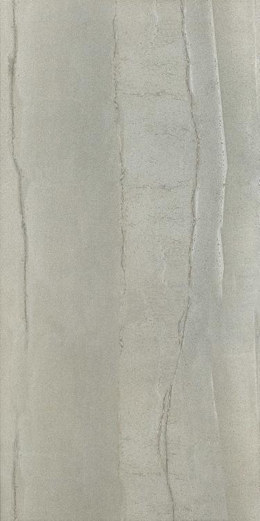 Limestone Grey Polished, Unglazed 24x48 Porcelain  Tile