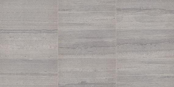 Fonte Heather Harbor Port Gris 12x24, Honed, Rectangle, Natural-Stone, Tile