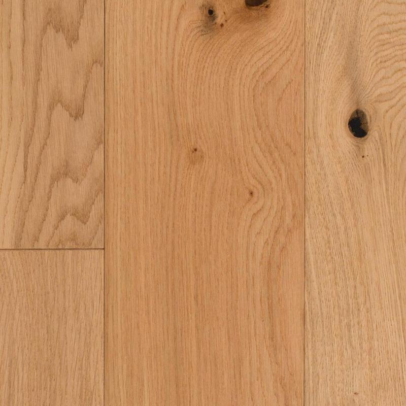 Capistrano Oak Collection Buff 90 in, Wire-Brushed, Light Brown, Engineered-Wood, Trim
