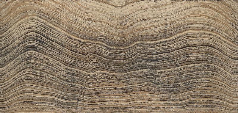 Luxury Clairidge 65.5x132, 2 cm, Polished, Black, Brown, Quartz, Slab
