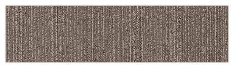 Groove Bronzo Glazed 4x12 Porcelain Bullnose (Discontinued)