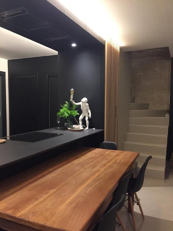 Group 2 Solid Collection Domoos Standard Size 57x126, 12 mm, Smooth Matte, Black, Porcelain, Slab