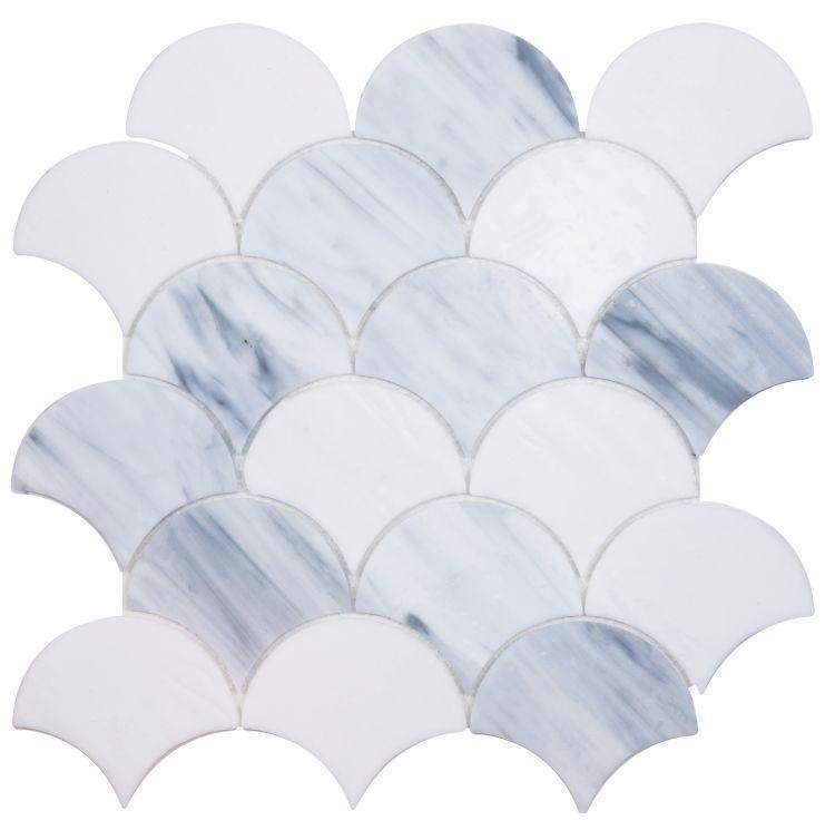 Newport Loft Scale  Glass  Mosaic