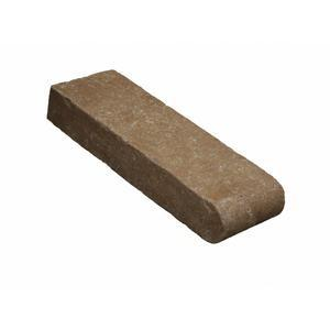 Noce Travertine Coping 4x12 Tumbled   5 cm  (Discontinued)