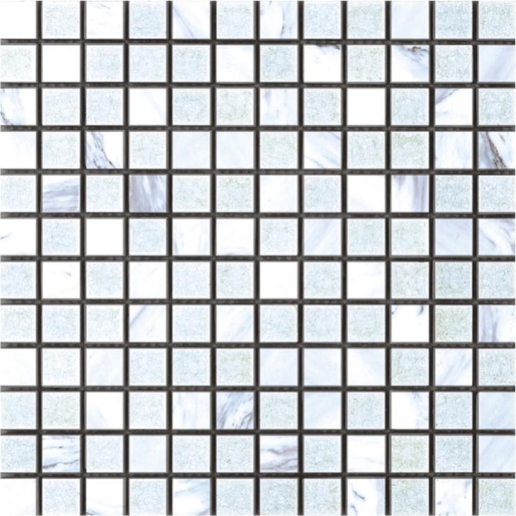 Jewel Fairy 1x1 Square  Glass  Mosaic