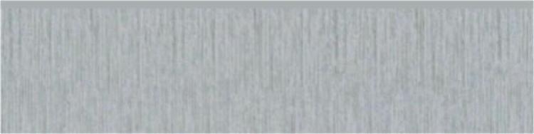 Angel Grey Glazed 3x12 Porcelain Bullnose