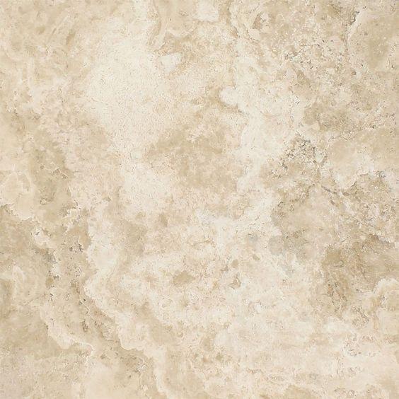 Durango Select Travertine Tile 18x18 Honed, Filled