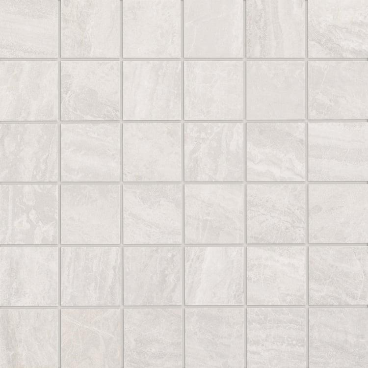 Cosmic Grey 2x2, Glazed, Square, Color-Body-Porcelain, Mosaic